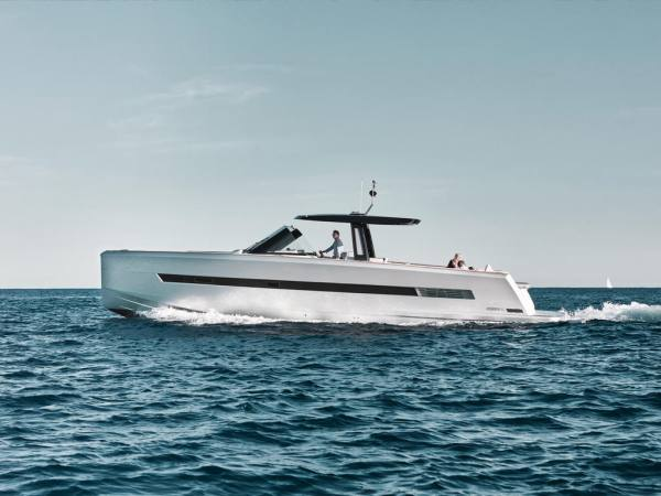 NEW Fjord 52 Open