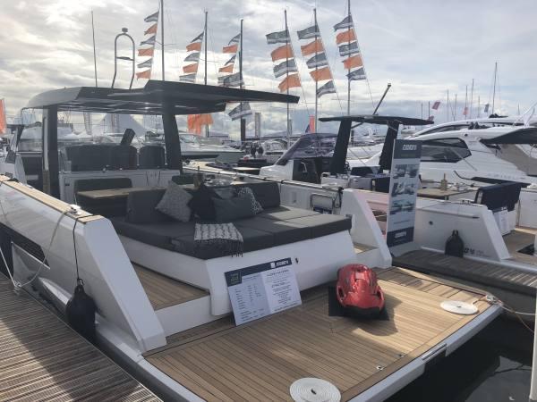 Fjord at Southampton Boat Show
