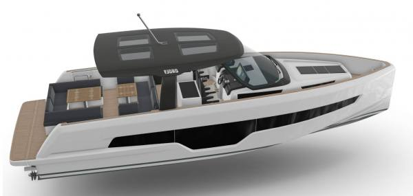 Discover The Fjord 41 XL